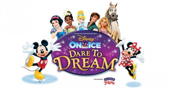 Disney On Ice: Dare To Dream at Times Union Center