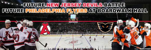 Albany Devils vs. Lehigh Valley Phantoms at Times Union Center