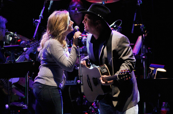 Garth Brooks & Trisha Yearwood at Times Union Center