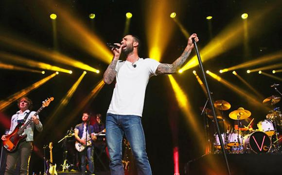 Maroon 5, Tove Lo & R. City at Times Union Center