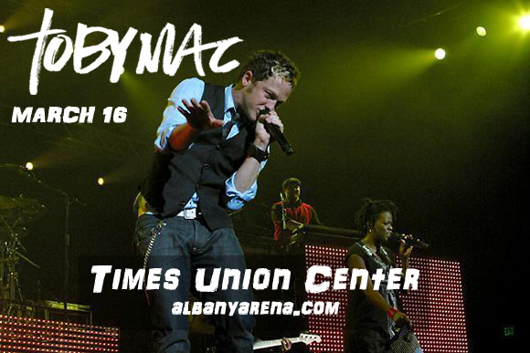TobyMac, Matt Maher & Mandisa at Times Union Center