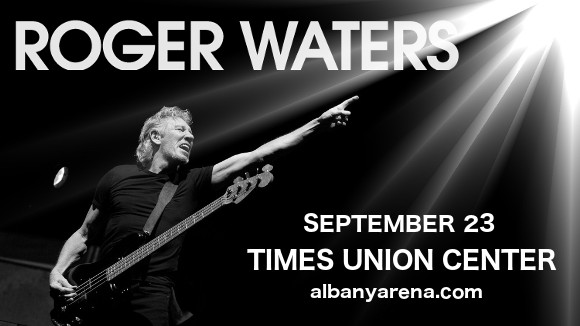 Roger Waters at Times Union Center