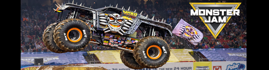 Monster Jam at Times Union Center