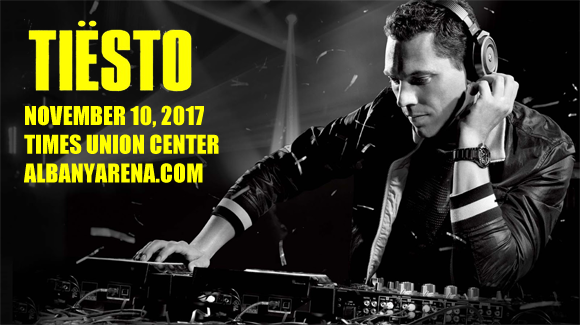 DJ Tiesto at Times Union Center
