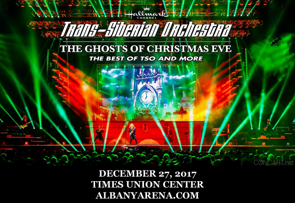 Trans-Siberian Orchestra at Times Union Center