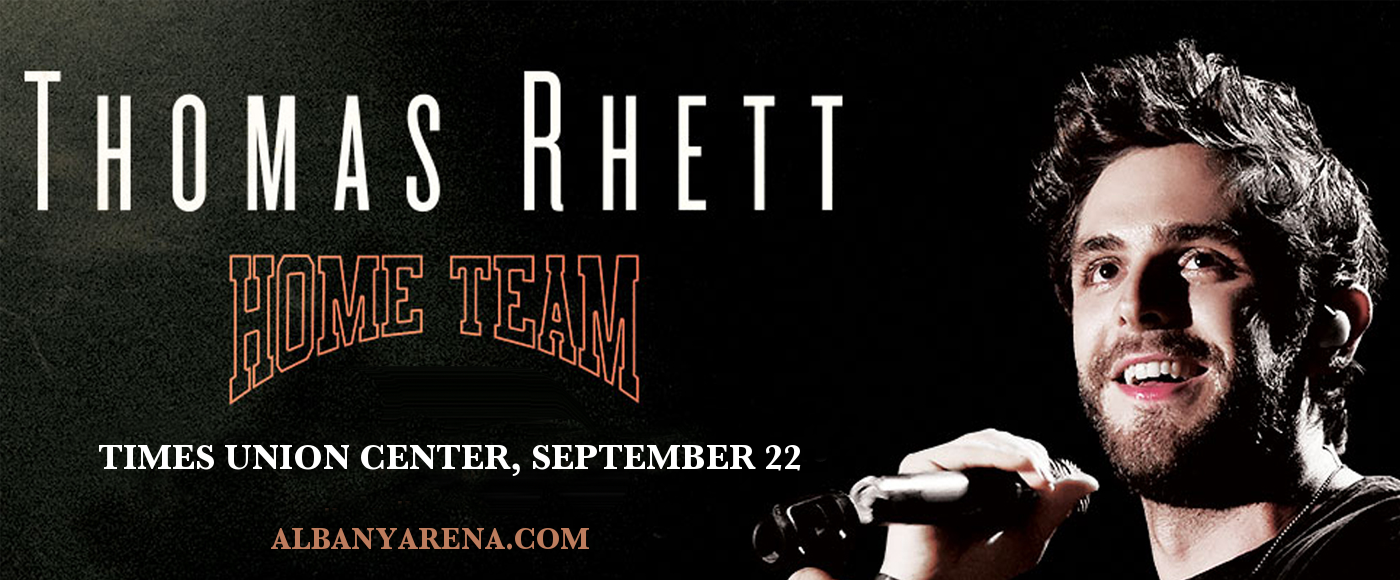 Thomas Rhett, Brett Young & Midland at Times Union Center