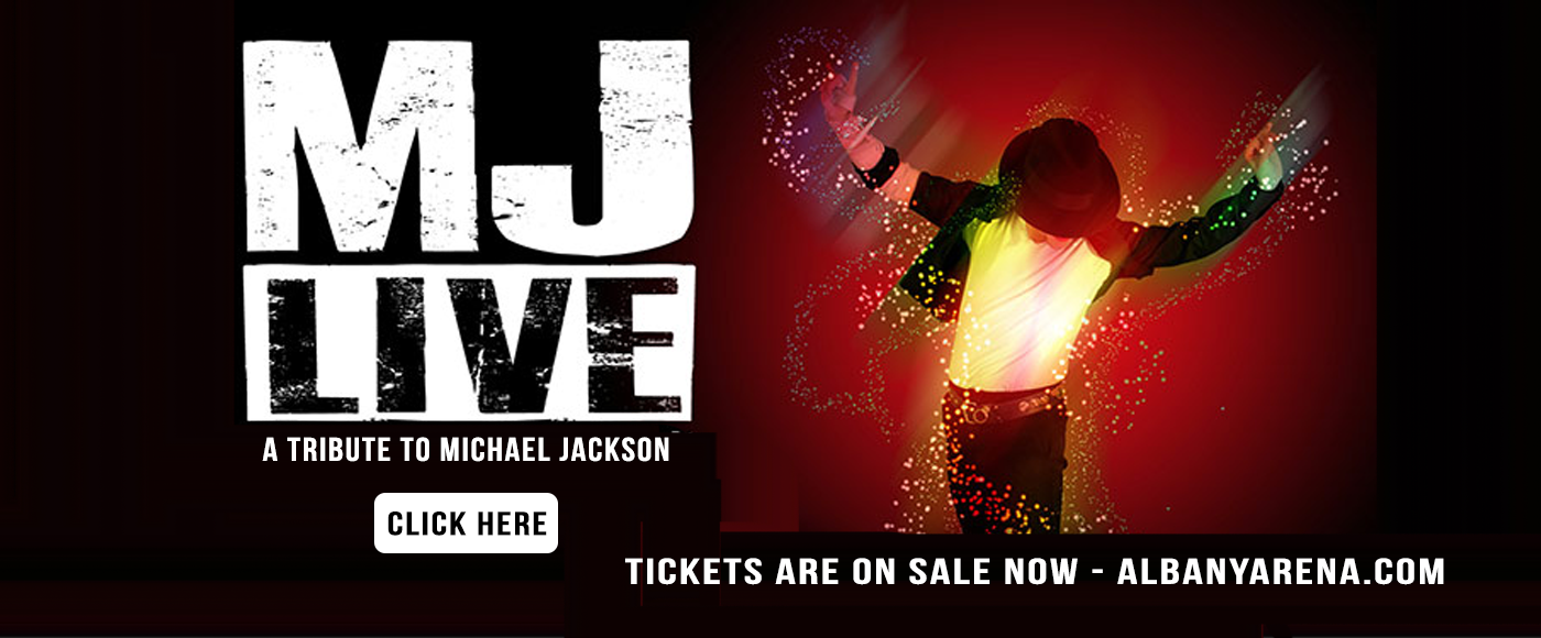 MJ Live - Michael Jackson Tribute at Times Union Center