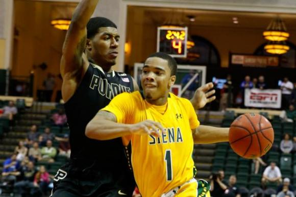 Siena Saints vs. Iona Gaels at Times Union Center