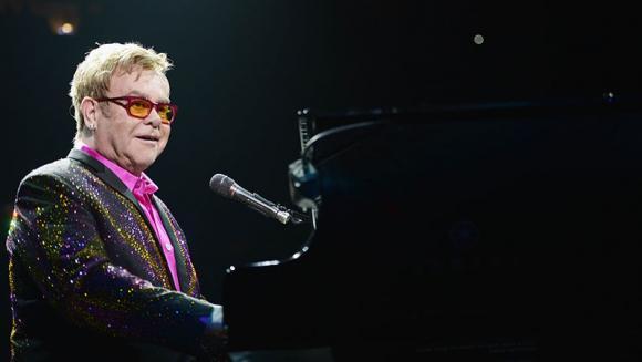 Elton John at Times Union Center
