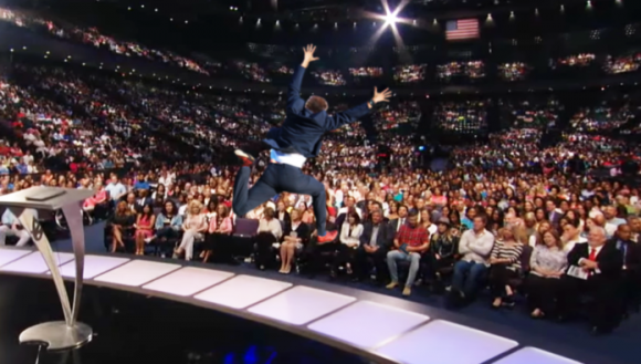 Joel Osteen at Times Union Center