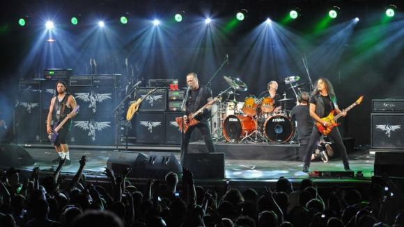 Metallica at Times Union Center