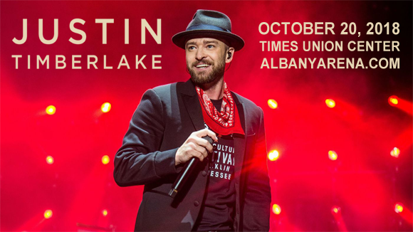 Justin Timberlake at Times Union Center