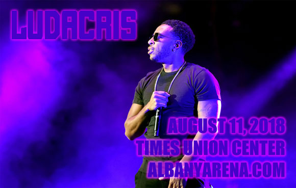 Ludacris at Times Union Center