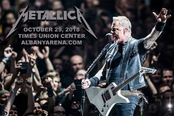 Metallica at Times Union Center