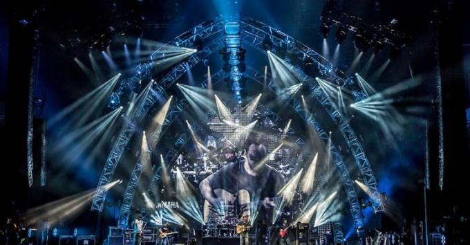 Dave Matthews Band at Times Union Center