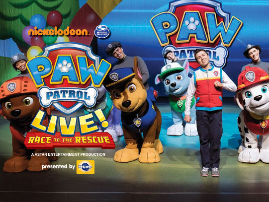 PAW Patrol Live at Times Union Center