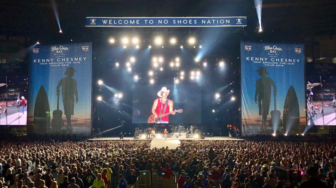 Kenny Chesney at Times Union Center