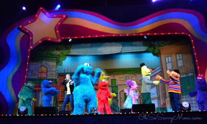 Sesame Street Live! at Times Union Center