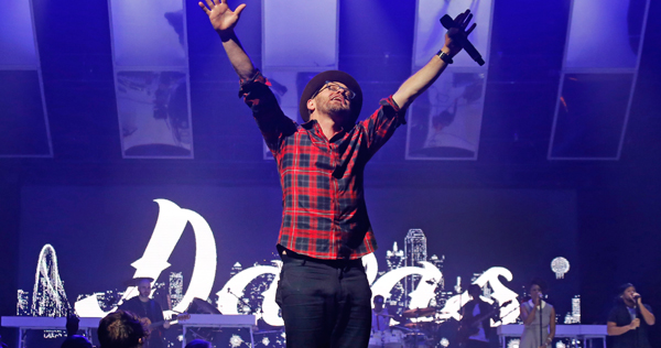 TobyMac at Times Union Center