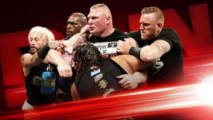 WWE: Monday Night Raw at Times Union Center