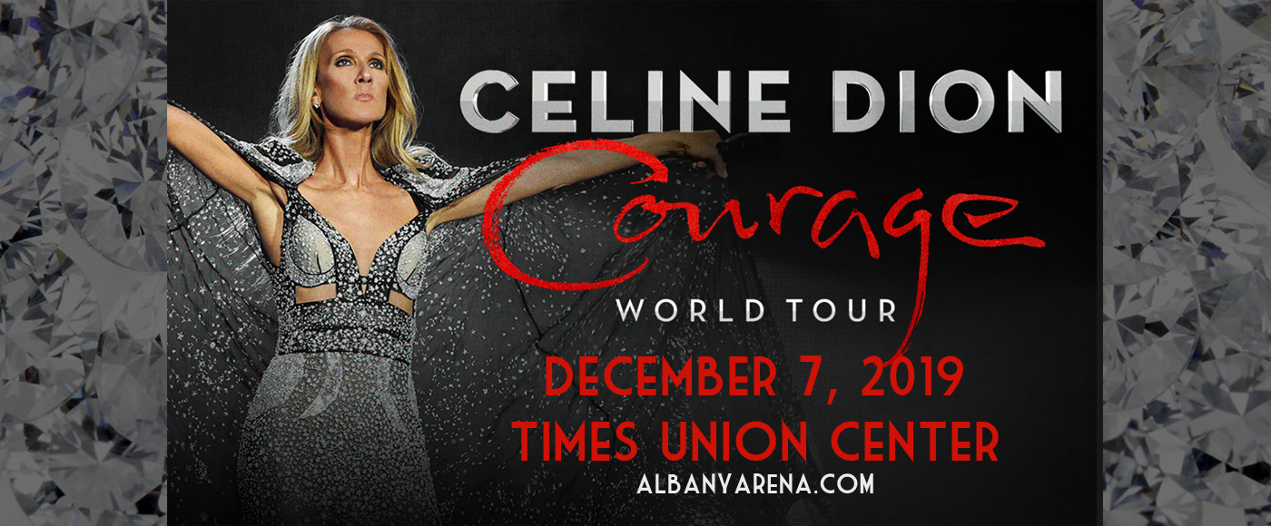 Celine Dion at Times Union Center