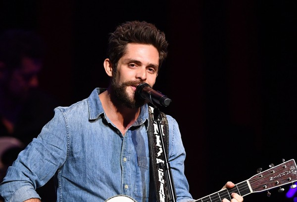 Thomas Rhett, Dustin Lynch & Russell Dickerson at Times Union Center