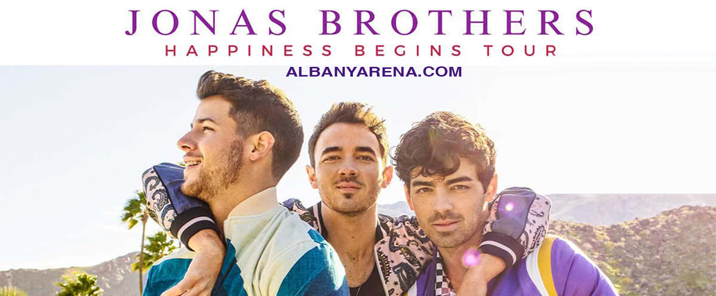 Jonas Brothers at Times Union Center