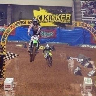 Kicker Arenacross & Freestyle Motocross Show at Times Union Center