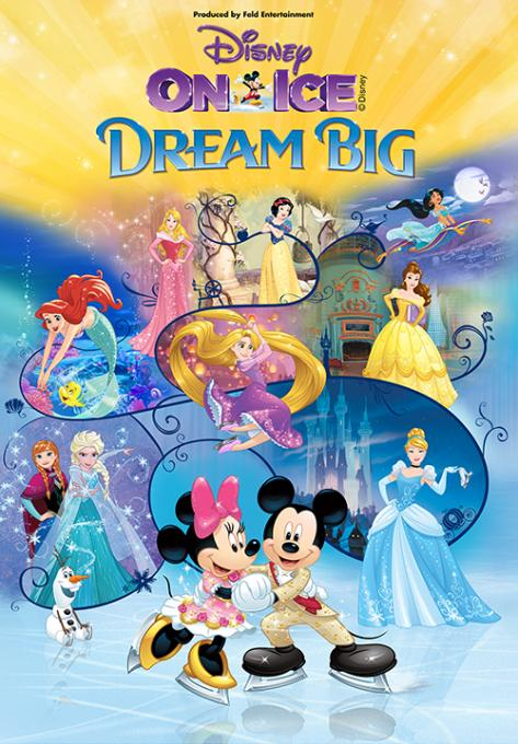 Disney On Ice: Dream Big at Times Union Center