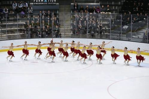 2020 Eastern Synchronized Skating Sectional Championships - Thursday at Times Union Center