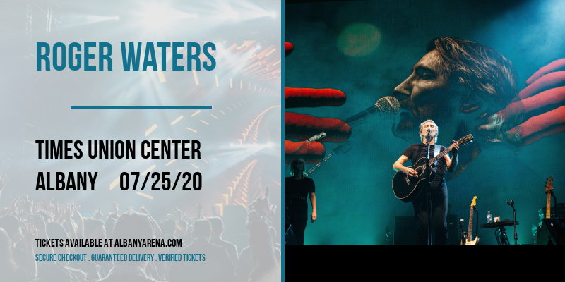 Roger Waters [POSTPONED] at Times Union Center
