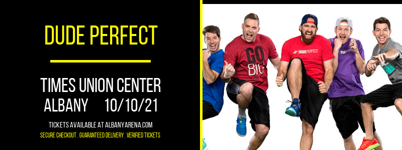 Dude Perfect at Times Union Center