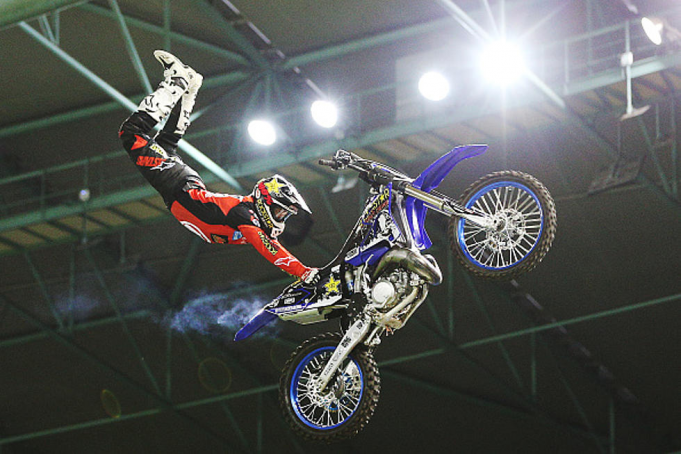 Kicker Arenacross & Freestyle Motorcross Show at Times Union Center