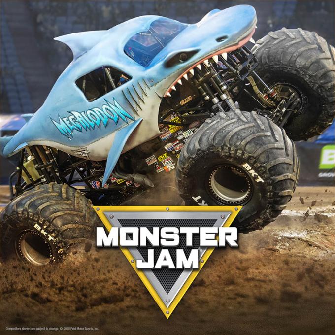 Monster Jam at Times Union Center